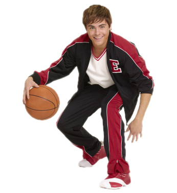 What s the number on Troy Bolton s basketball jersey  c7b12d31d