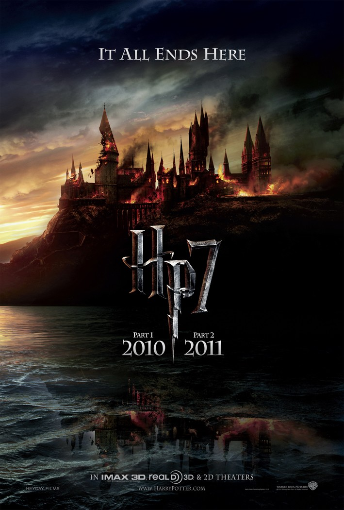 Book 7 The Deathly Hallows