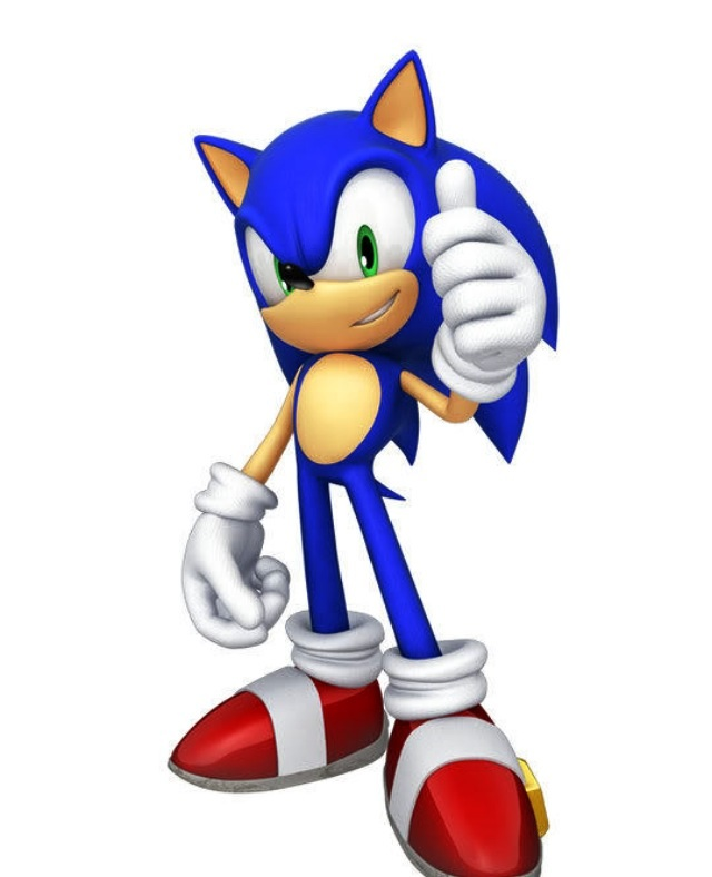 This is a picture of Versatile Sonic the Hedghog Images