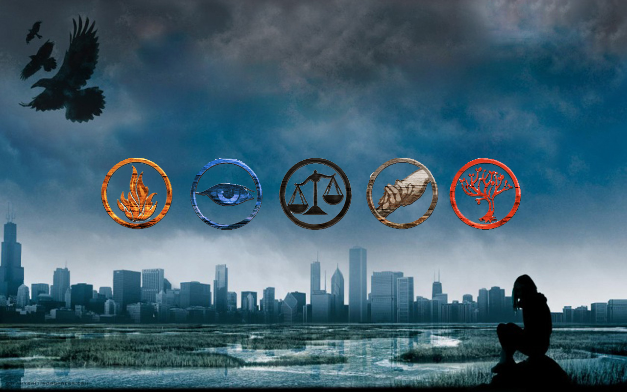 which faction are you in divergent