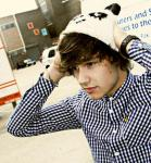 Which celebrity would Liam like to be?
