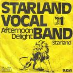 "The most downloaded song on iTunes in 2007 was ""Afternoon Delight"" by the Starland Vocal Band."