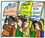 Are you against pollution?