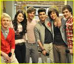 "When One Direction guest starred on iCarly, who said this line? ""Does it involve the butter sock?"""