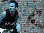 What's Mike Dirnt's real name?