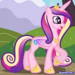 Who is this alicorn princess?