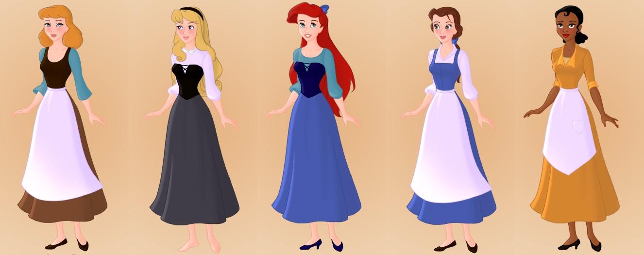 Cinderella Fashion Show Games
