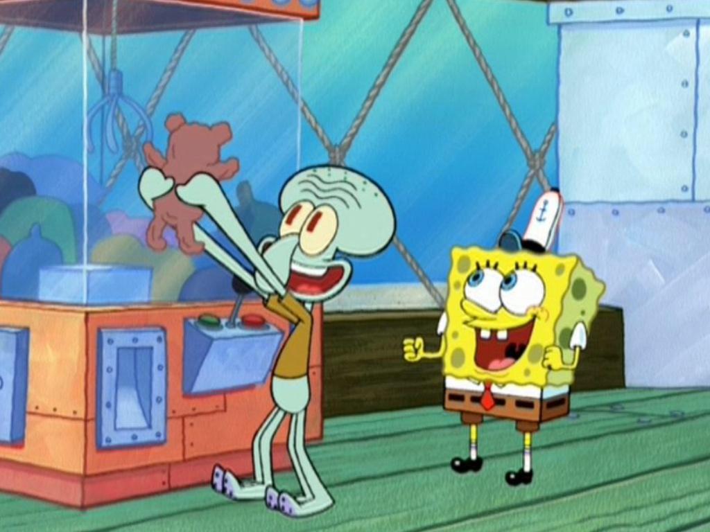 hardest spongebob test ever