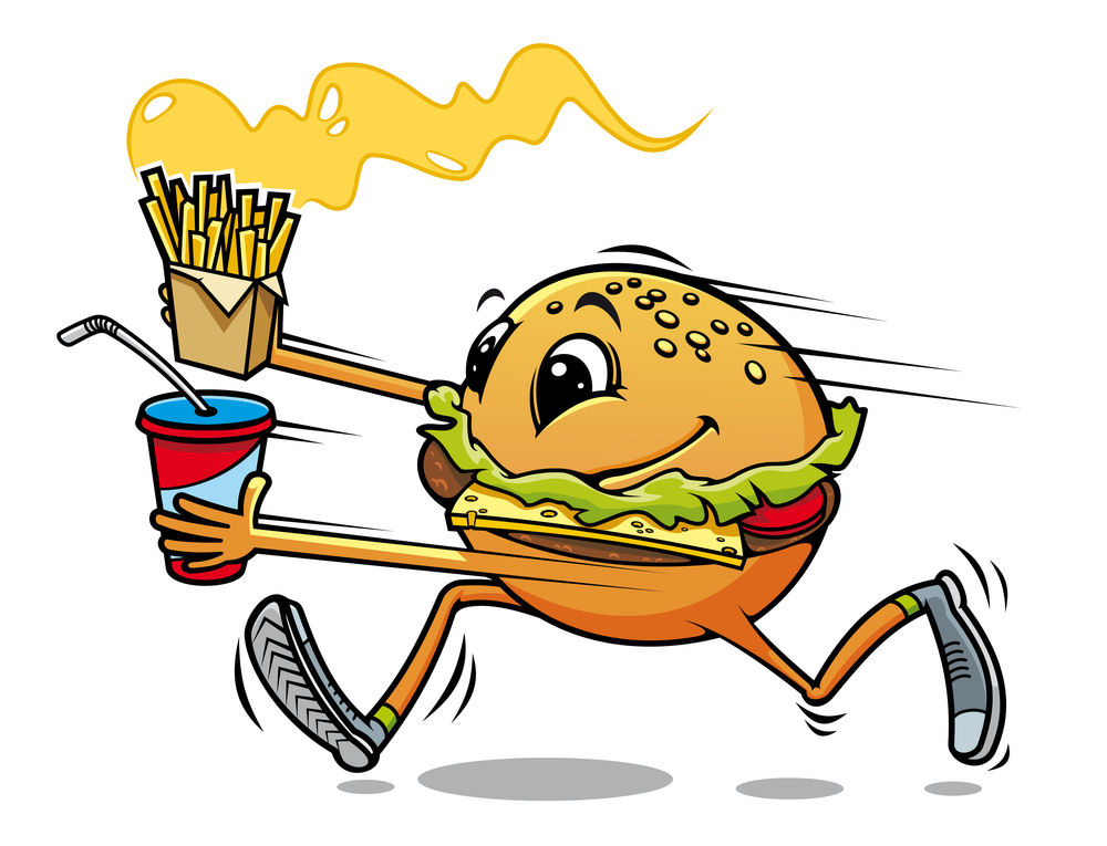 if you were a fast food  what would you be hamburger clip art images free hamburger clip art black and white image