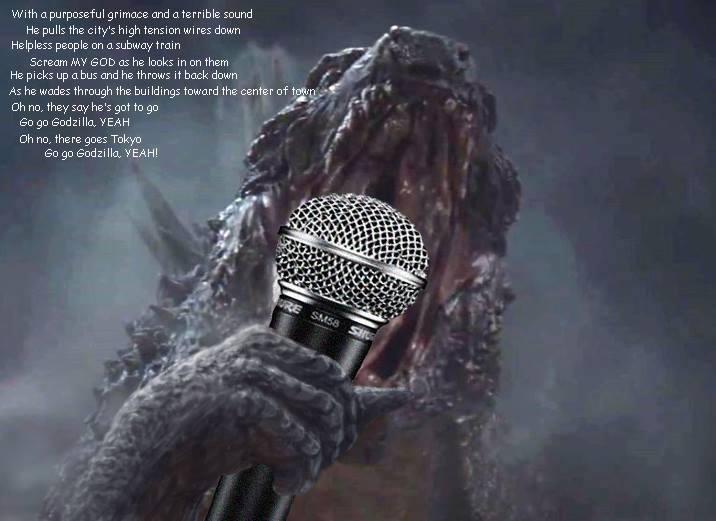 Godzilla Trivia