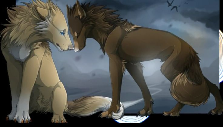 Wolf what is your real personality - Anime wolves in love ...
