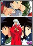 Inuyasha's first true love was... then he started feeling things for Kagome.