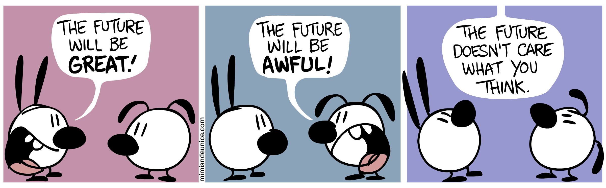 In the future, I'd like to be...