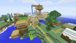 What does Stampy call his world?