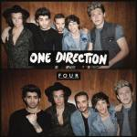 How many songs was on the FOUR album?