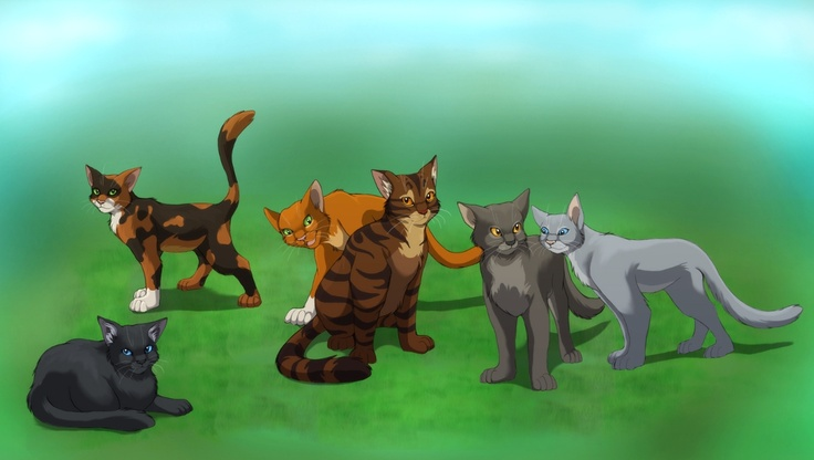 Warrior cats quizzes name and clan : Airswap ico uk login