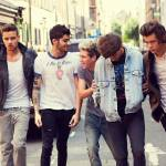 Who are the members of One Direction?