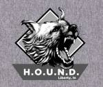 What does the N. in H.O.U.N.D stand for?