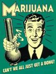 The worst kind of stoner is the one that...
