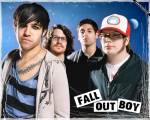 What is the name of Fall Out Boy's first album, released in 2003?