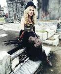 What musician is Misty Day infatuated with?