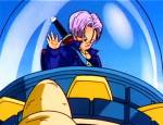 How many years in the future did Trunks travel from?