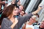 What are Sandra Bullock's fans called?
