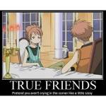 How's your best friend like?(Or how would they act, if you don't already have one)