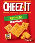 "The words ""reduced fat"" means the product has at least 25% less fat per serving when compared with a similar foods."