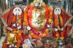 Where is famous Shri Trinetra Ganesh Ji temple situated?