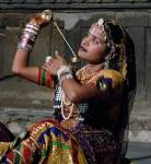 Which dance if performed in honour of Baba Ramdeo?