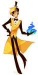 What do you think of Bill Cipher?