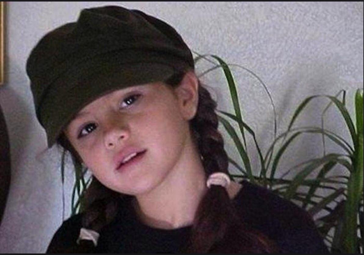 Selena Gomez At Age 14