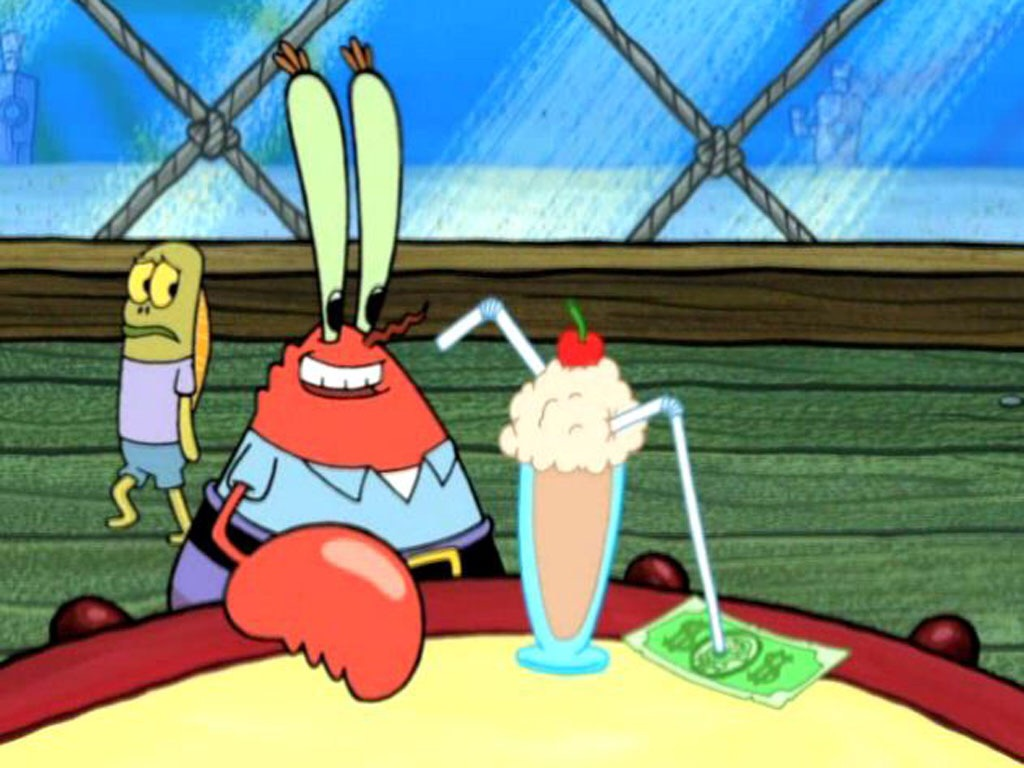 what spongebob character are you