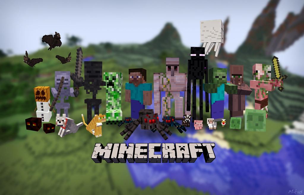 minecraft mob mayhem