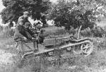 Which of the following vehicles was used as an improvised tank destroyer in the Battle of France, 1940?