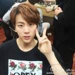 Jin: My nickname is ____