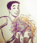 Hazel and Frank are Roman