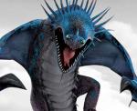 A Skrill a real species of dragon?
