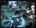What is the entrance to the Batcave from Wayne manor?