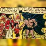 What was the Occupation of Bruce Wayne's father, Thomas?