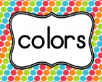 A simple question: What's your favourite colour?