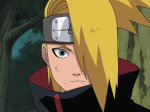 What Deidara says before the explosion of his bomb?