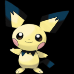 What Generation is Pichu from?