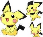 Pichu is a basic Pokémon