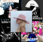 What is the first album Lady Gaga ever released?