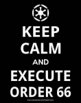 Who executed order 66?