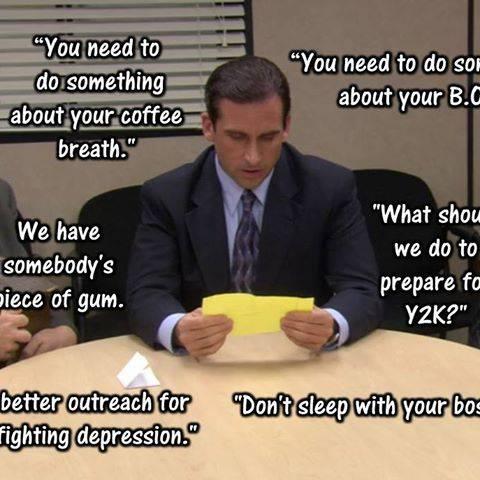 The Office Trivia (Random & Hard)