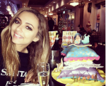 Jade's birthday is day after Christmas, 26th of December.