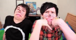 When did Dan and Phil make their first Undertale video on the gaming channel?